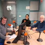 Live interview on RTVA Canal Sur Radio in Spain